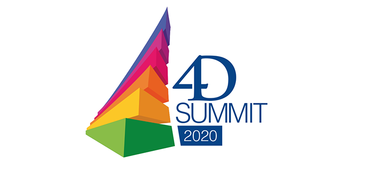 Experiencia digital 4D Summit 2020