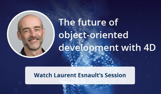 O futuro do desenvolvimento orientado a objetos com 4D