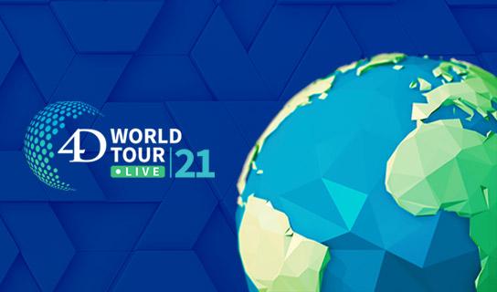 World Tour ao vivo 2021